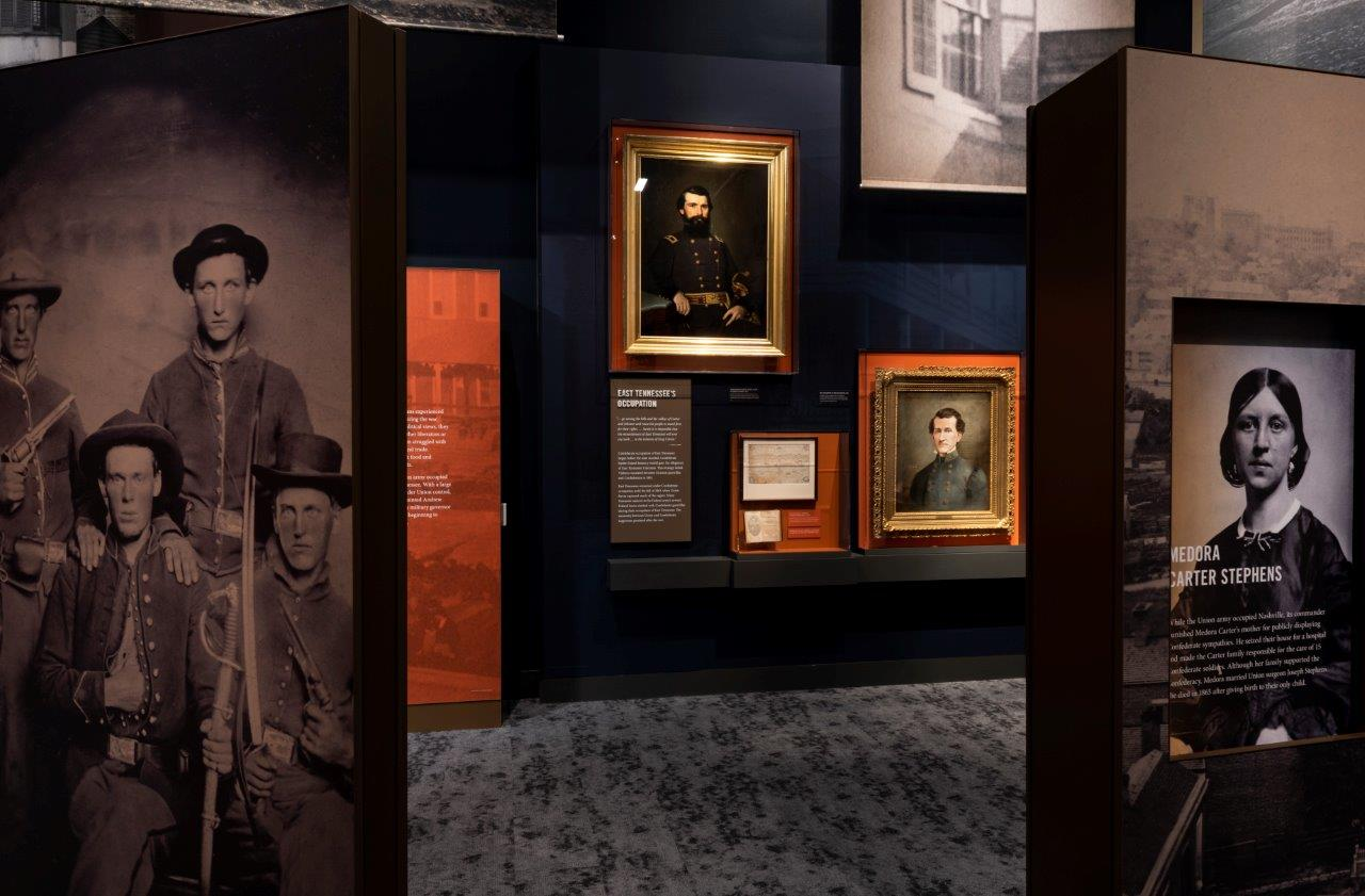 Civil War and Reconstruction Gallery