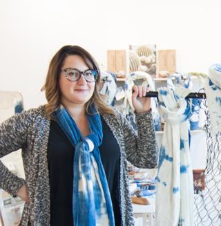 Garner Blue – Indigo Dyed Textiles