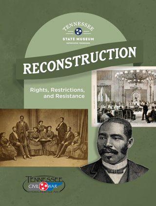 Reconstruction trunk title graphic