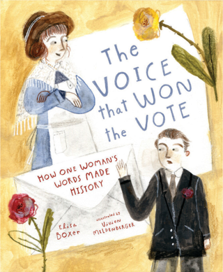 The Voice that Won the Vote cover