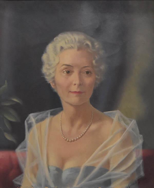 Anne Dallas Dudley by Goode P. Davis
