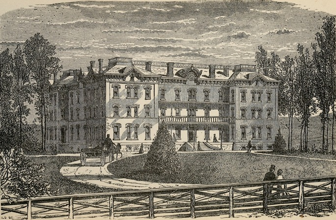Berea College in 1875.