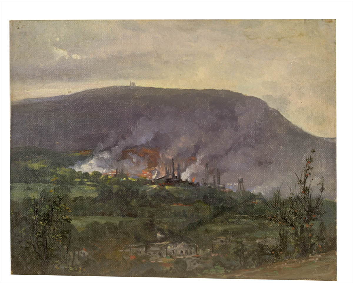 Chattanooga and Lookout Mountain, Tennessee State Museum Collection.