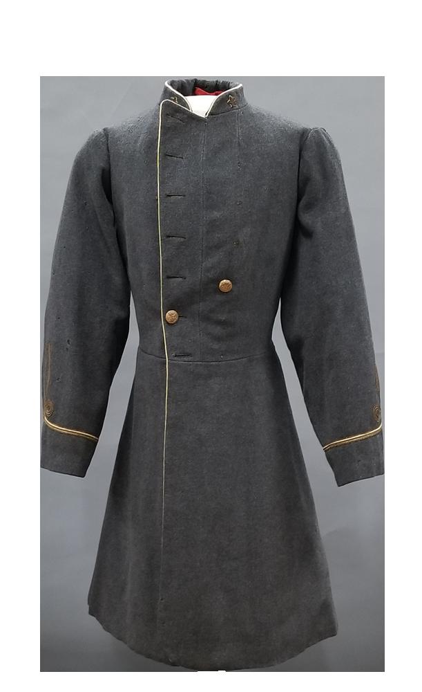 Major Hugh G. Gwyn's Frock Coat (2016.9.1)