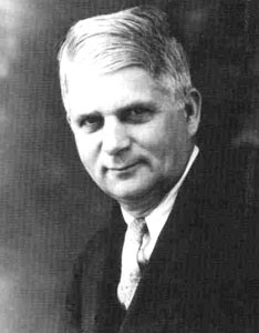 Clarence Saunders, from Tennessee Encyclopedia.