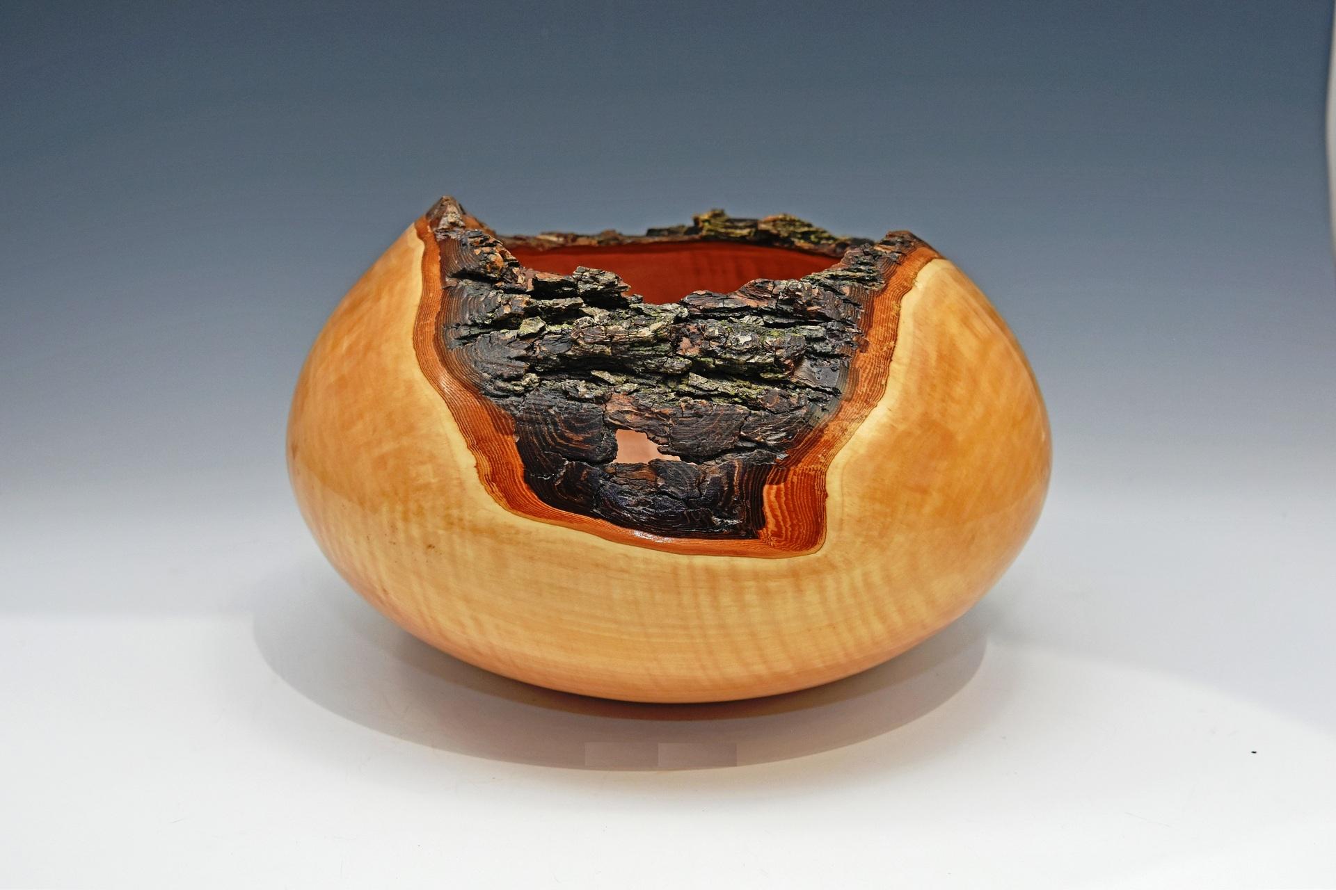 Bill & Tina Collison, Unicoi—Wood
