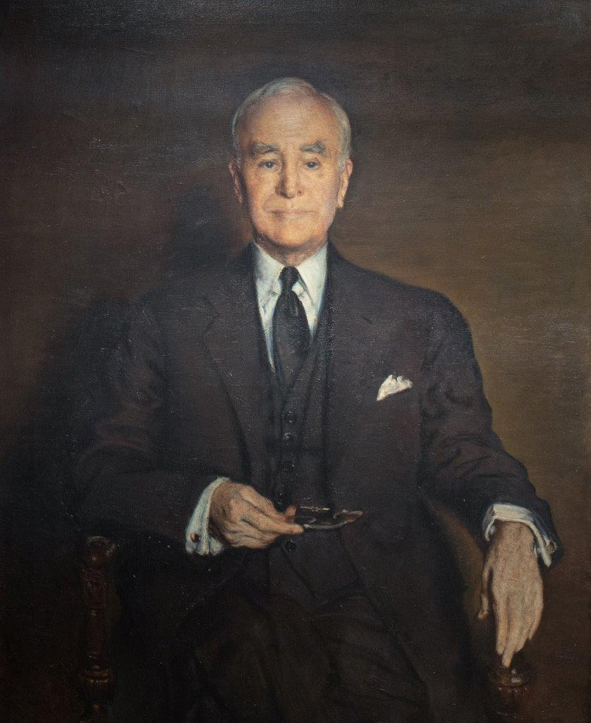 Cordell Hull: Tennessee's Father of the United Nations image