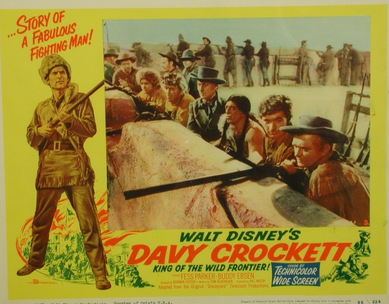 Poster of Disney TV Show, Tennessee State Museum Collection.
