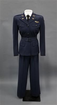 Doris Tanner Uniform