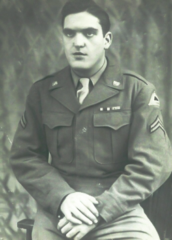 Sergeant First Class Ray E. Duke