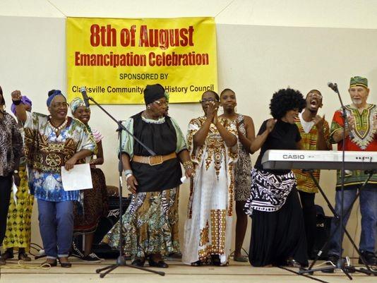 Clarksville Emancipation Day celebration