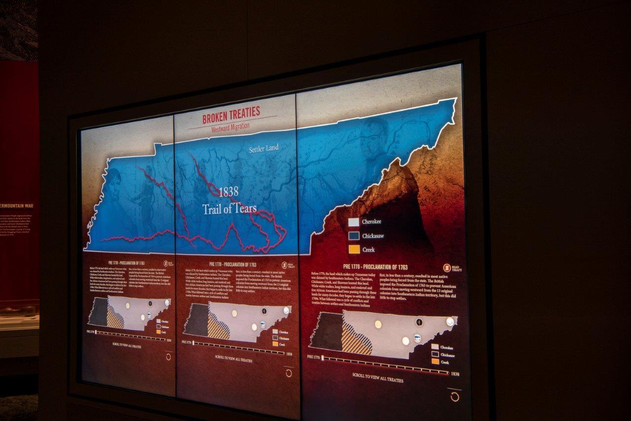 Broken Treaties Interactive