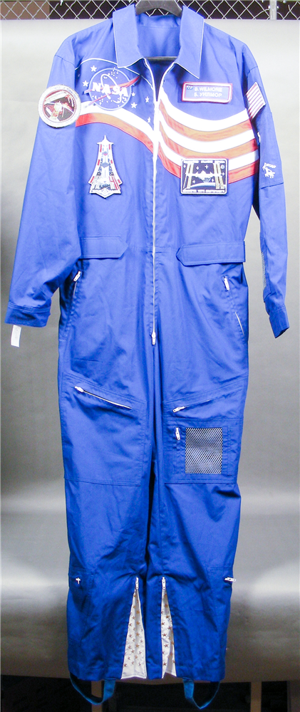 Capt. Barry Wilmore's Flight Suit, Tennessee State Museum Collection.