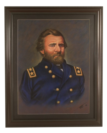 Portrait of Ulysses S. Grant, Tennessee State Museum Collection.