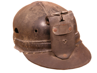 Hardhat used in Dunlap, Tennessee, Tennessee State MuseumCollection.