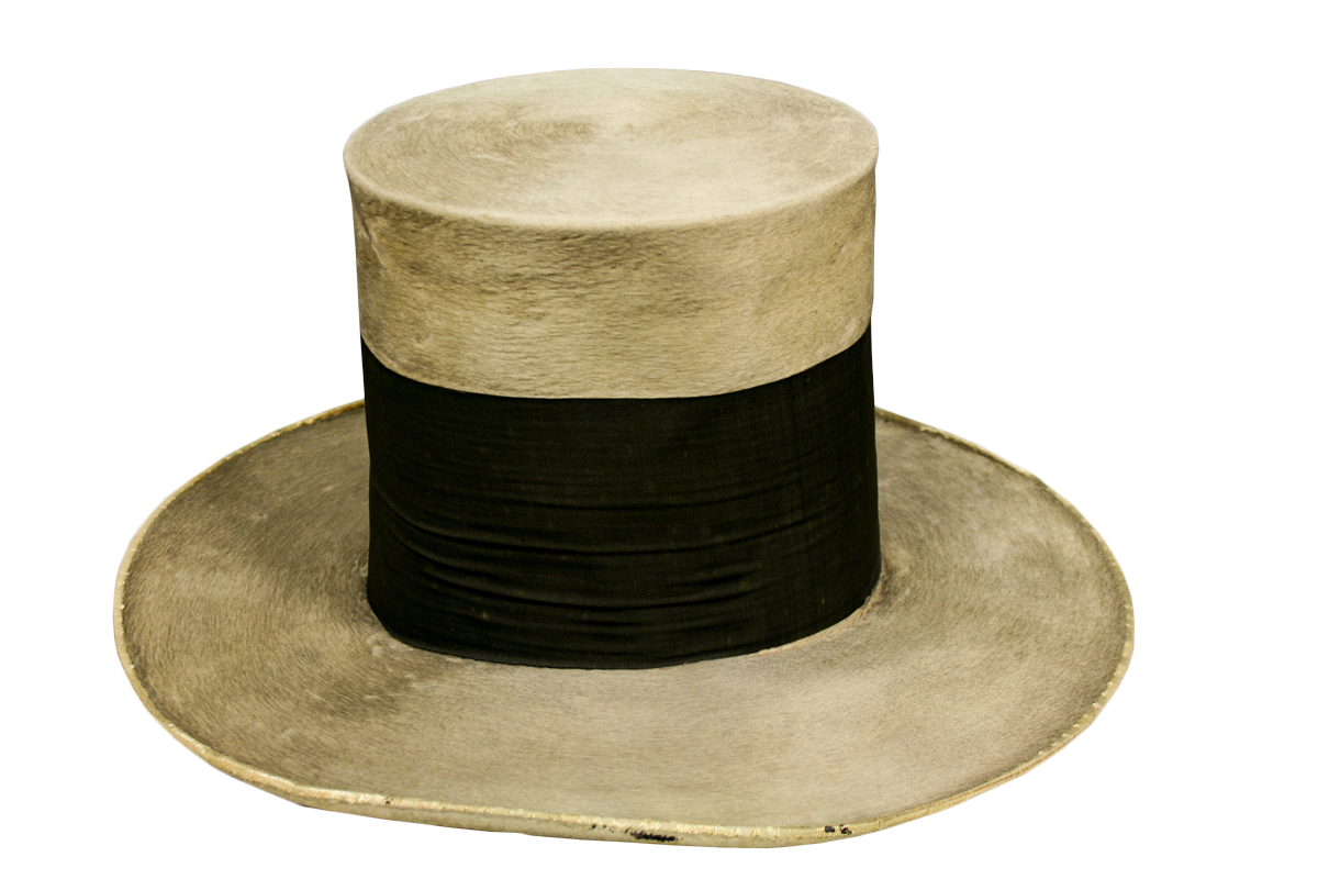 Andrew Jackson's Inaugural Top Hat (5.5152)