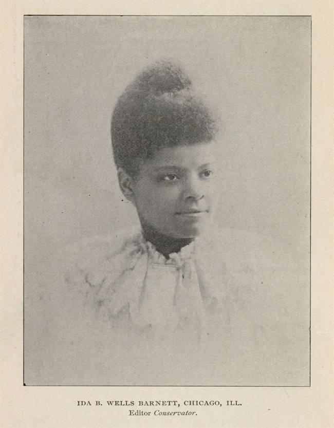 Ida B. Wells, 1897