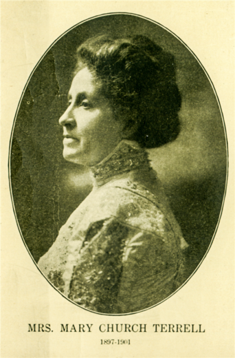 Mary Church Terrell, Tennessee State Museum Collection.