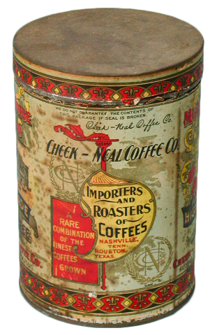 Maxwell House Coffee Tin (Tennessee State Museum Collection)