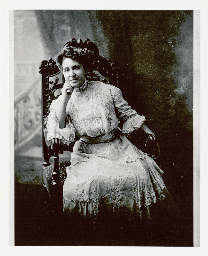 Mary Church Terrell, Library of Congress.