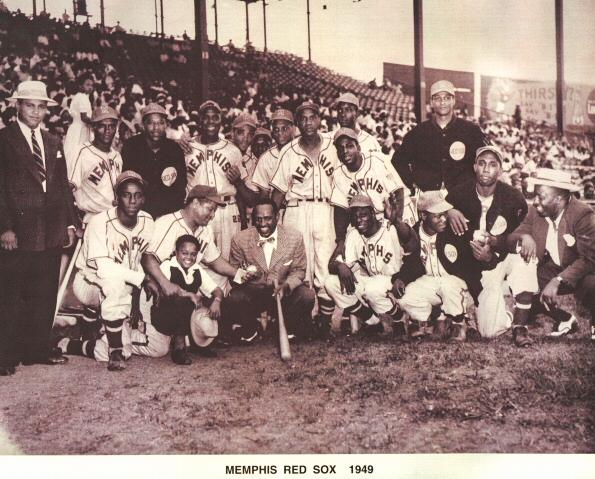 Memphis Red Sox 1949