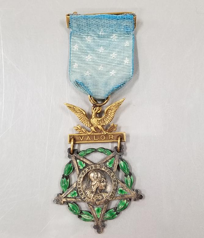 Milo Lemert Medal of Honor