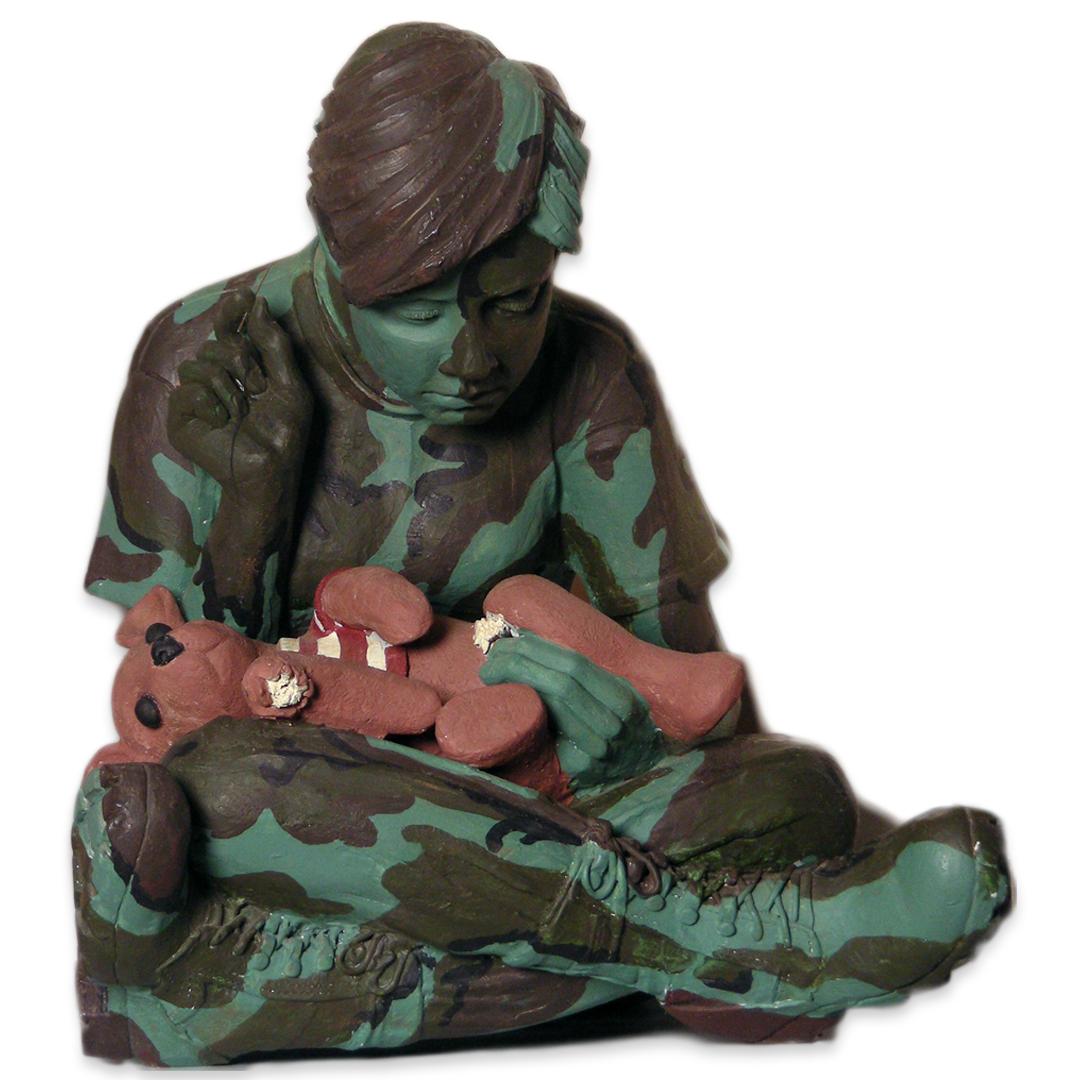 Camouflage by Nancy Cavener-Jacobsohn
