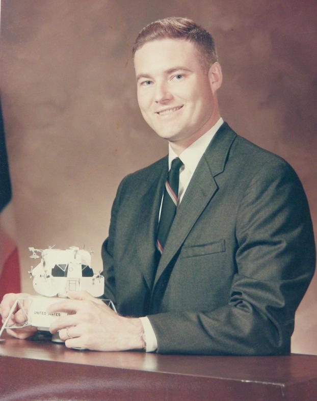 Astronaut John Bull, TSM Collection