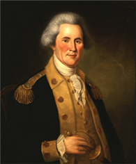 Portrait of John Sevier (Tennessee State Museum Collection)