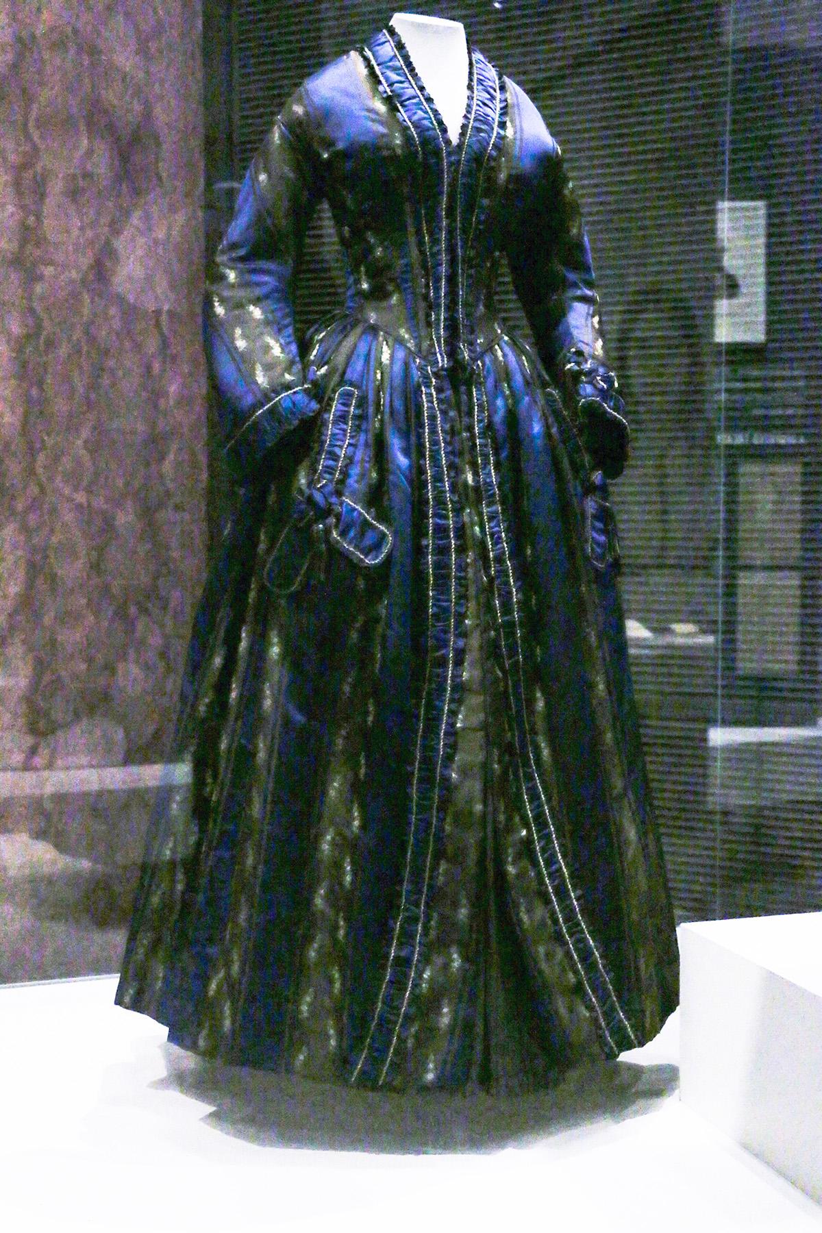 Sarah Polk Morning Dress