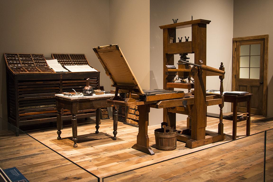 Printing Press Reproduction