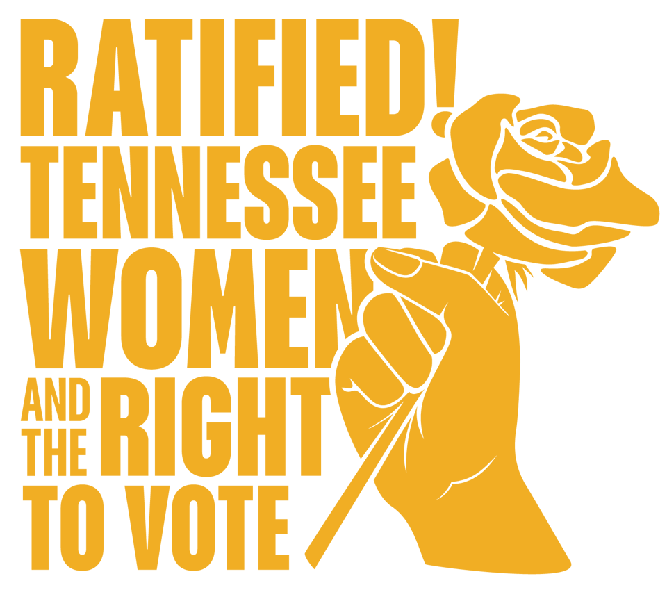 Graphic - Ratified! Tennessee Women and the Right to Vote