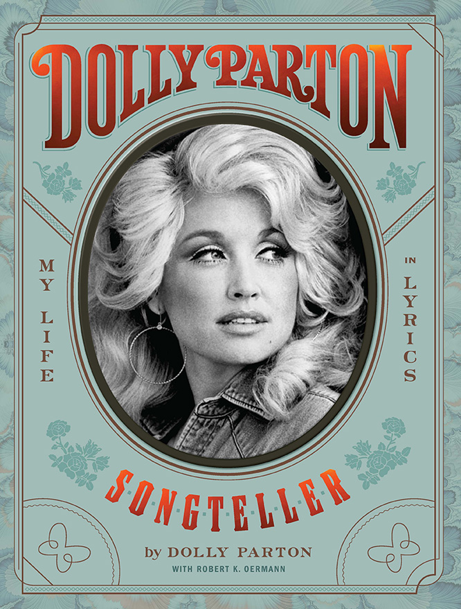 Songteller Book Jacket