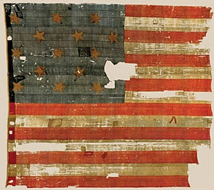 The Original Star-Spangled Banner, Smithsonian: National Museum of American History