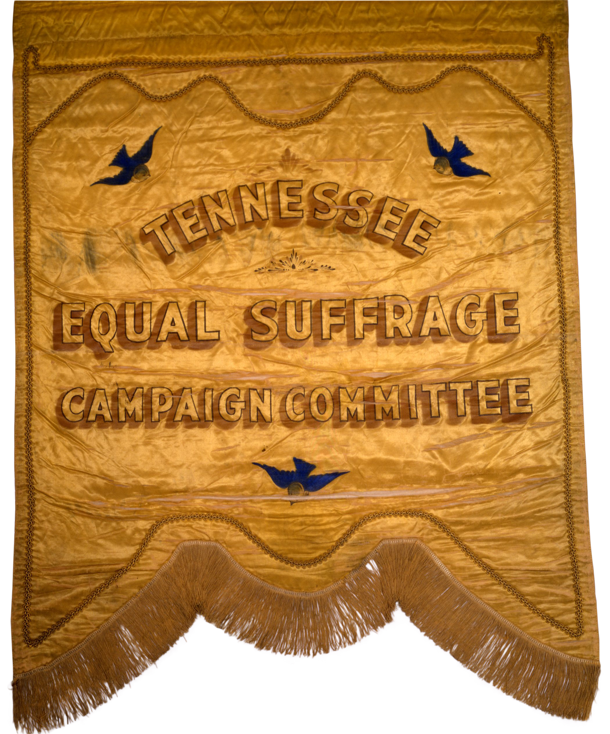Tennessee Equal Suffrage Campaign Committee Banner