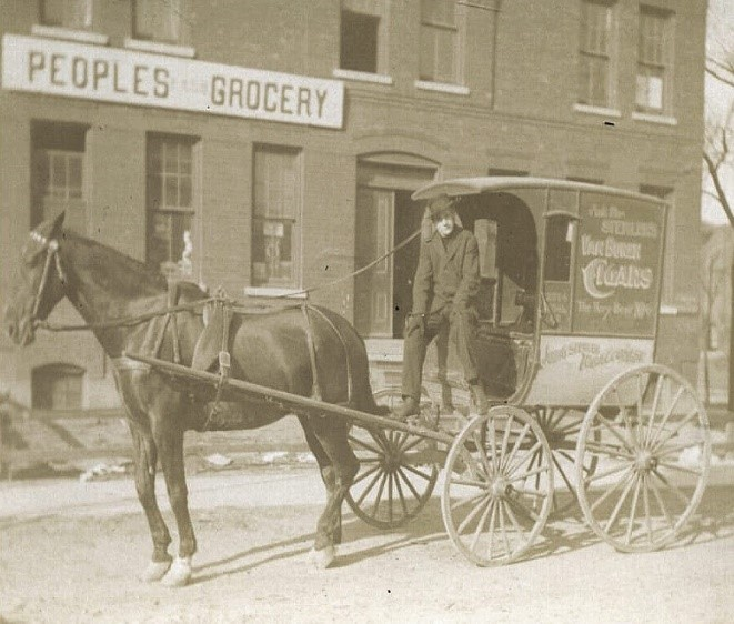 The Peoples Grocery, Historic Memphis Collection