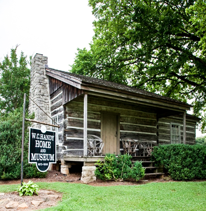 W.C. Handy Boyhood Home