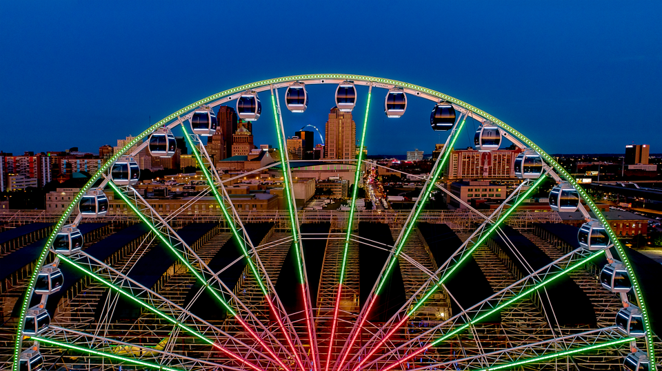 The St. Louis Wheel image