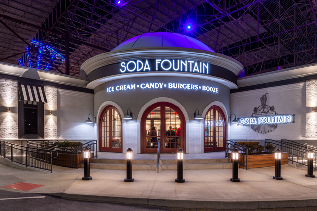 Soda Fountain image