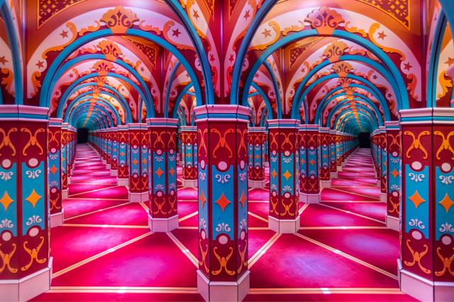 Mirror Maze image