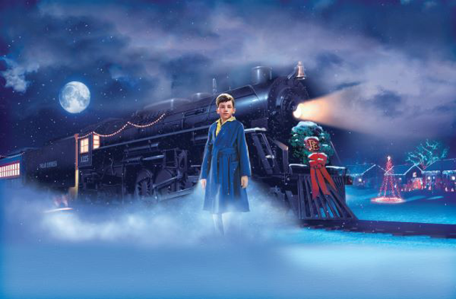 THE POLAR EXPRESS™ TRAIN RIDE image