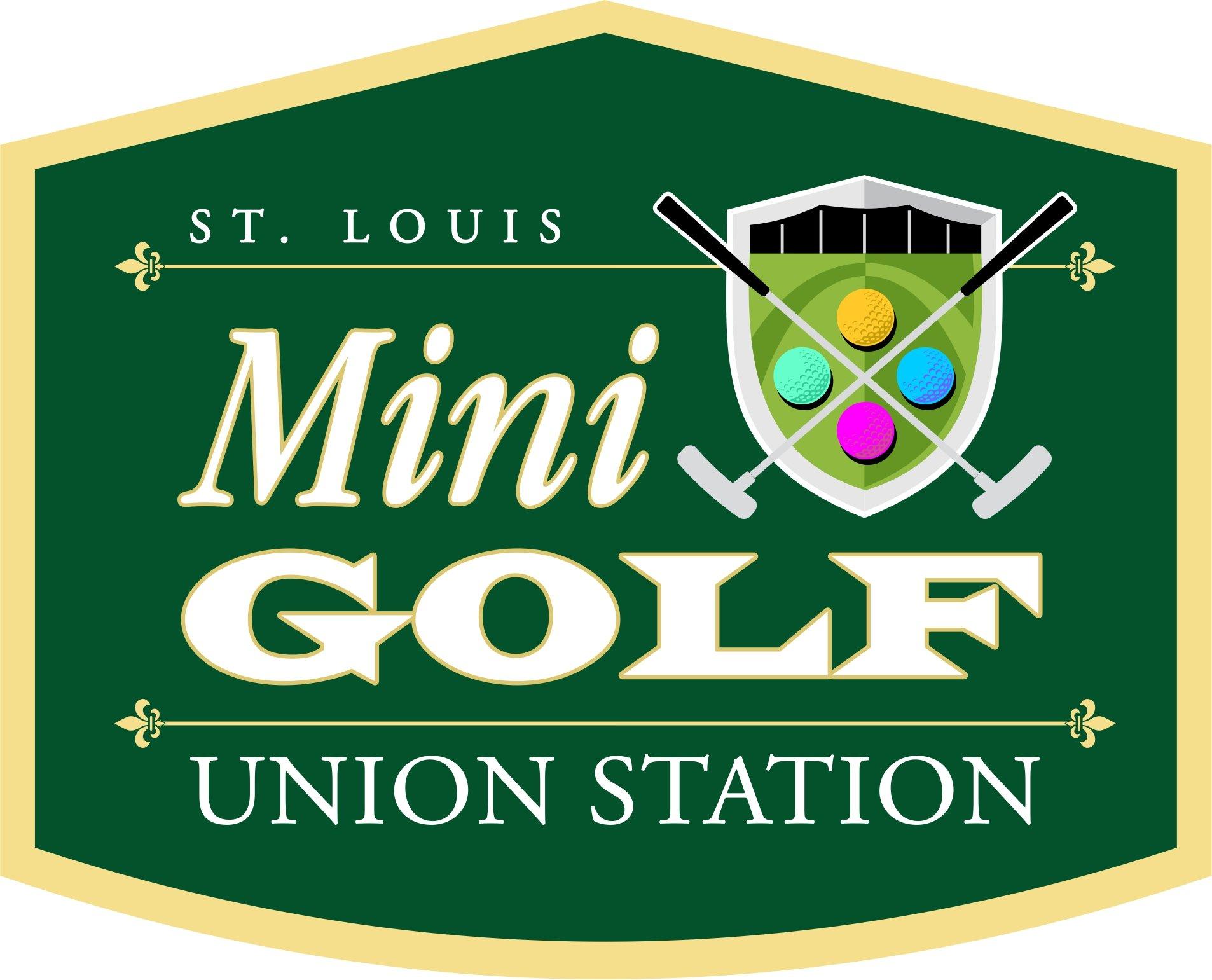 Mini Golf Union Station St Louis Mo