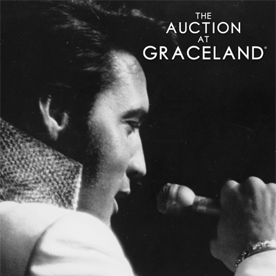 """The """"Auction At Graceland"""" During Elvis' Birthday"""