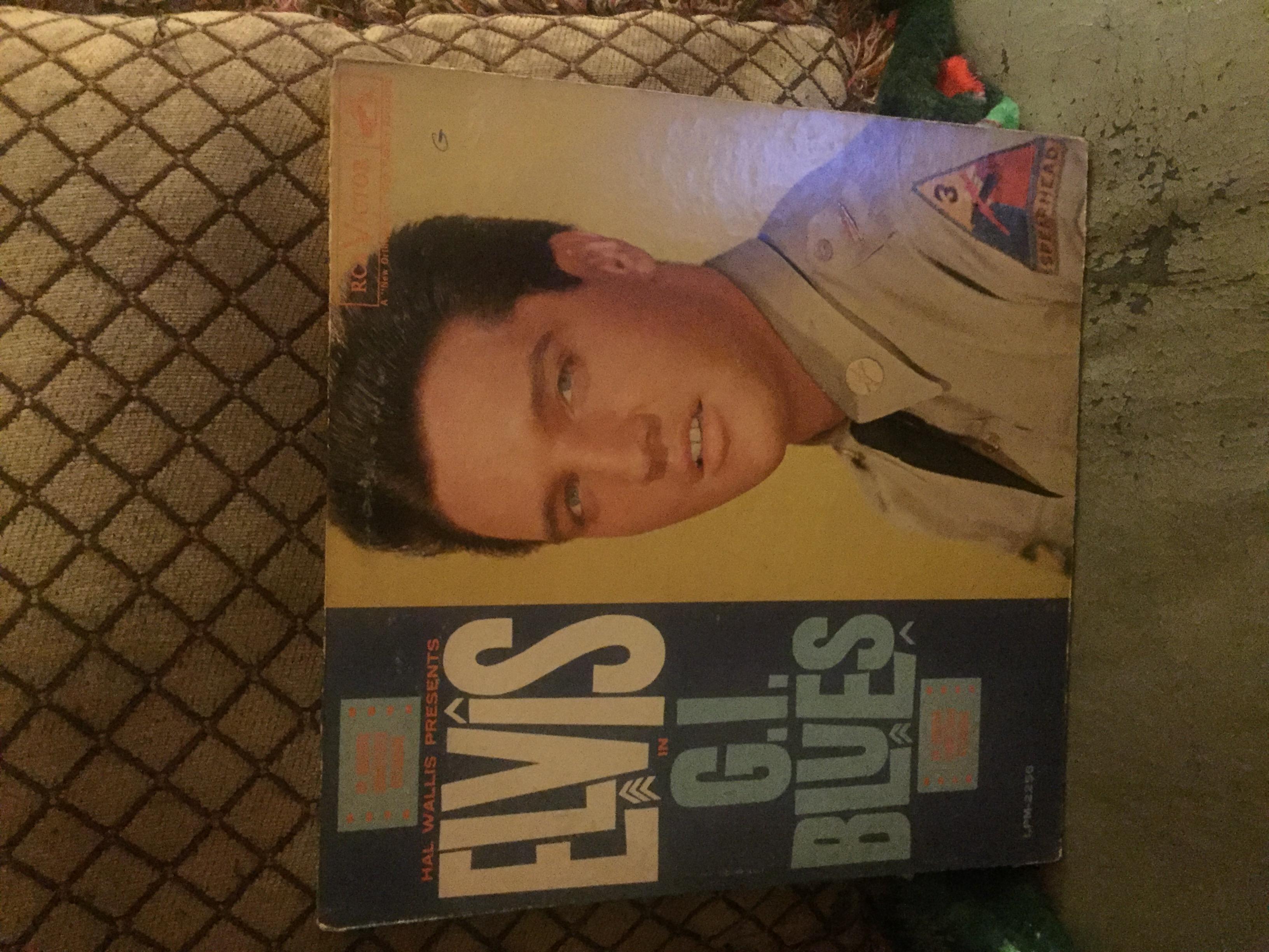 Elvis Sightings in Media | Graceland