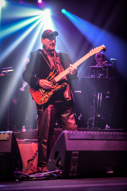 James Burton has played with the likes of Johnny Cash, Merle Haggard, Elvis Costello and many more.