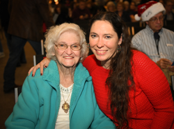 Elvis fans of all generations enjoyed the Holiday Concert Weekend!