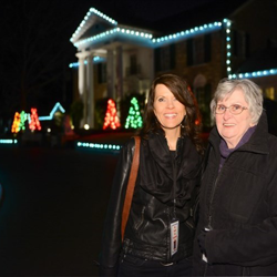 Graceland Insiders toured the mansion, hung out in the car museum and played trivia at the Insiders event on January 7.