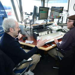 Author Peter Guralnick chats with DJ Argo with Elvis Radio on Sirius Radio XM during Elvis Birthday Celebration.