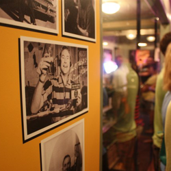 """Dewey Phillips: Rock N Roll On The Radio"" Exhibit opens at Sun Studio for 60 Years of Rock"