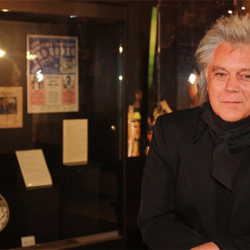 Singer-songwriter Marty Stuart